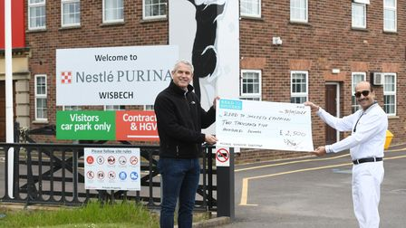 Nestle Purina donated £2,500 to MP Steve Barclay's Read to Succeed campaign.