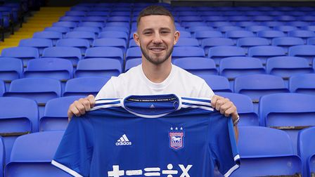 Conor Chaplin has signed for Ipswich Town