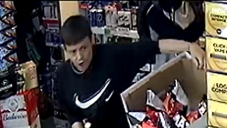 Man police would like to speak to in connection with a robbery