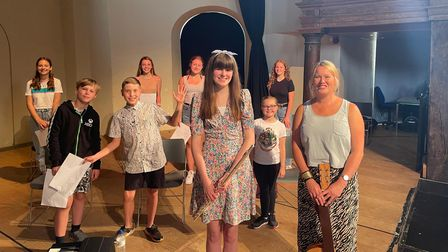 The collaboration project resulted in a special Norfolk Anthem for the county