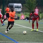 Sporting Bengal United in pre-season action against New Salamis