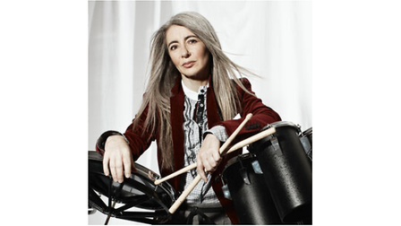Dame Evelyn Glennie will take part in EA Festival this weekend
