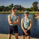 King's Ely sixth form students, Will Buckingham and Conall Comley, produced a 'stunning performance' winning bronze medals