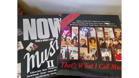 Early copies of the Now That's What I Call Music series are always worth picking up on CD or vinyl