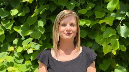Abi Charter, marketing manager of Best of Suffolk