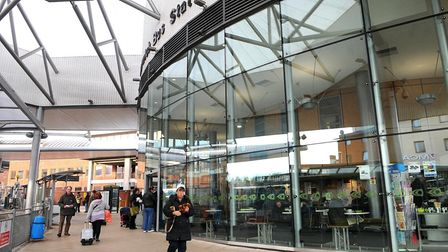 Committee approves Norwich bus station improvement works