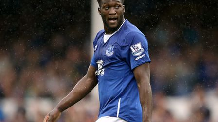 Everton's Romelu Lukaku is a potent threat Norwich City must deal with. Photo Richard Sellers/PA Wi
