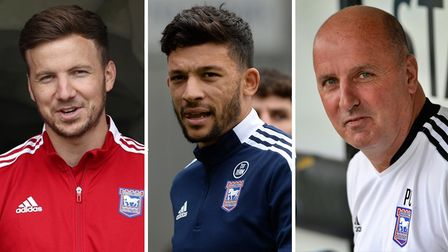 Paul Cook's Ipswich Town take on Millwall this afternoon. Both Lee Evans and Macauley Bonne will be hoping to be involved