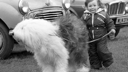 From The Archives EastExemption Dog Show at Leiston April 1979