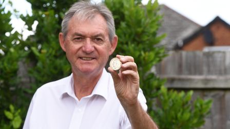 Mark Riley is an antique coins expert based in Ipswich