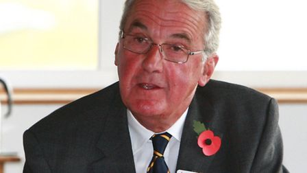 Andrew Egerton-Smith is retiring as chairman of East Anglian Air Ambulance.