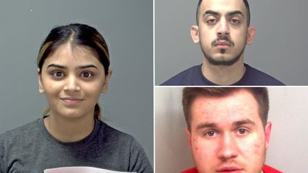 Here is the full list of people who have been jailed in Suffolk this week