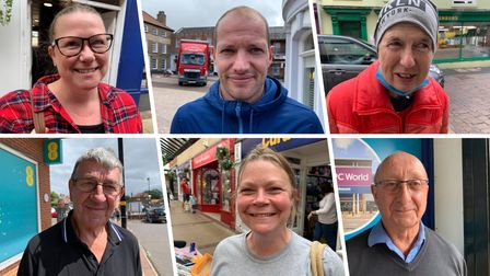 We asked people in Fakenham what the best thing was about the market town.
