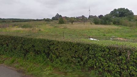 Days Field, off New Sporle Road, in Swaffham, could become home to either 51 new homes or a 'new spo