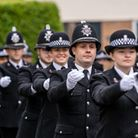 Essex Police has welcomed 58 new recruits in a passing out parade