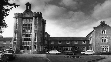 Ely workhouse