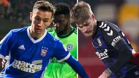 Bersant Celina and Hayden Coulson remain Ipswich Town transfer targets