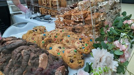Twin Bakes sold out during its first pop-up sale in Castle Quarter on Saturday July 31.