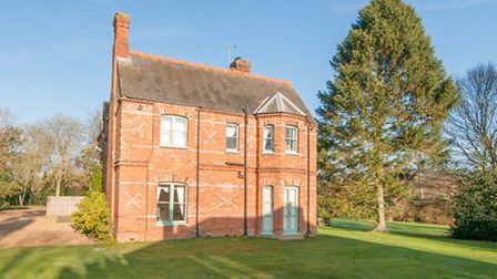 The Old Rectory in Hillington.
