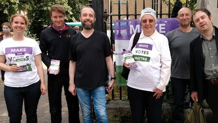 East End Campaigners for electoral reform