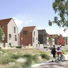 Stonebond Properties is the first housebuilding partner to have its plans approved for homes at Waterbeach Barracks.