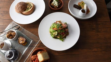 A variety of freshly-prepared, gourmet dishes will be available for customers to indulge in