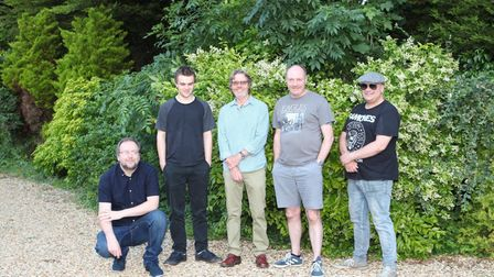The Fabs (pictured) will performing at Haddenham Arts Centre on Saturday August 14