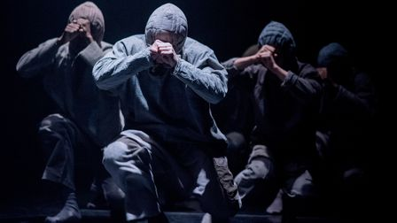 Botis Seva's BLKDOG, performed by his company Far From the Norm, is returning to the Jerwood DanceHouse in Ipswich