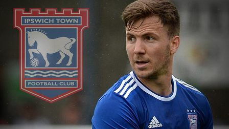Lee Evans is one of 10 new signings at Ipswich Town this summer
