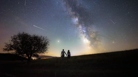 Stargazing is a relaxing and peaceful hobby to take part in