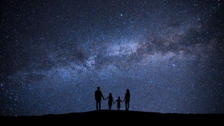 A lot of stargazing can be done with the naked eye, especially if you live in a particularly dark spot