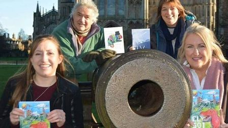 Ely 501 is back - the summer writing challenge for children. Here's the team behind it.