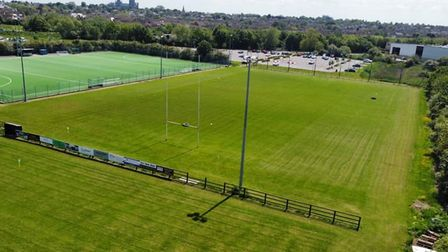 Ely Tigers Rugby Club spotted the encampment on one of its Downham Road pitches