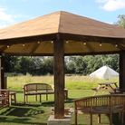 Glamping site at Horsley Hale wins drinks licence