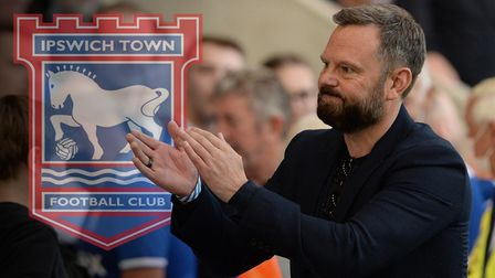 Mark Ashton is the newly-appointed chief executive at Ipswich Town