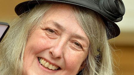 Classics professor and TV presenter Mary Beard, who has criticised proposed cuts by Norfolk County C