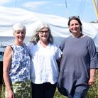 Jane Harman, Connie Gadd and Helen Swift have teamed up to restore and convert Sailing Barge May into a floating bakery