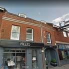 The roof of the building which formerly contained Dereham's branch of Prezzo, and prior to that, the shop Chambers.