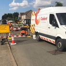 Hundred Road and Norwood Road March shut due to gas leak