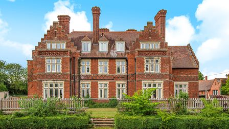 This stunning 25-bed manor house has been reduced by 40%