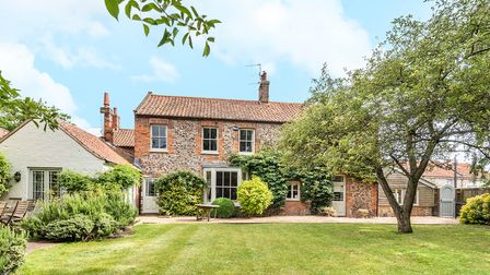 In June The Gardens on Overy Road in Burnham Market sold for £1.5m - the most expensive property sold in Norfolk that month.