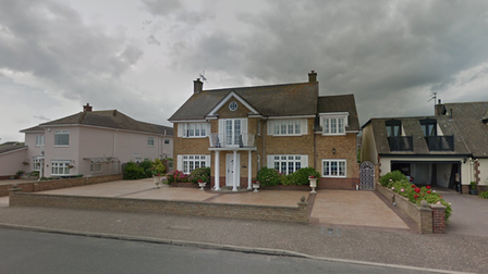 In June this year a home onMarine Parade in Gorleston and was sold for £825,000