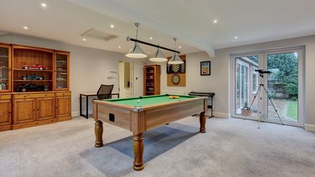 """An """"impressive modern family residence"""" on Statham Close in Norwich was sold for £785,000with Fine & Country."""