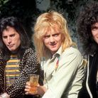 John Deacon, left, Freddie Mercury, Roger Taylor and Brian May.
