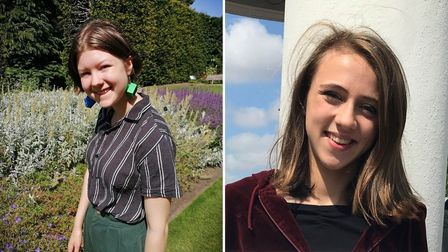 Izzy Whiting and Aimee Mathison have shared their Covid jab experiences.