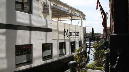 The Mariners was chosen as the third favourite restaurant in Ipswich. Picture: ALL ABOUT IPSWICH