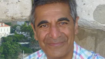 Dr Baber Yusaf has retired after 33 years as a GP in Stowmarket, Suffolk