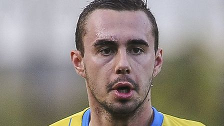 Jackson Ramm is set to return from suspension for Wroxham.