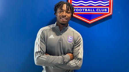 Ipswich Town have signed former West Brom winger Kyle Edwards.