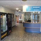 Sudbury Sports Centre will be closed to the public from the end of this month